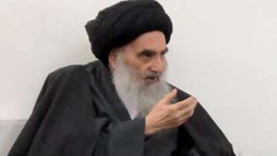 Top Iraq cleric says new PM must be chosen without foreign interference