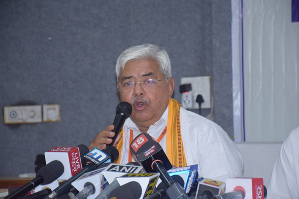 My statement on backing Congress over-stretched: VHP leader
