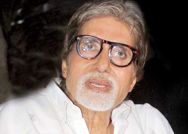 Amitabh Bachchan to sing for new film