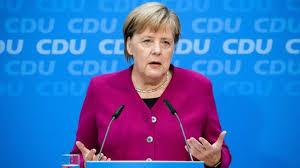 Merkel warns against rise of dark forces in Europe