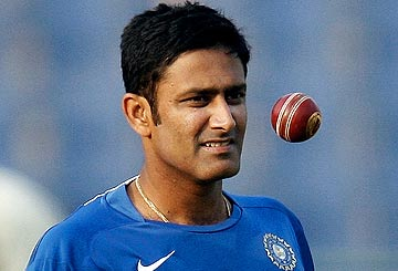 Kumble joins Mumbai Indians as mentor