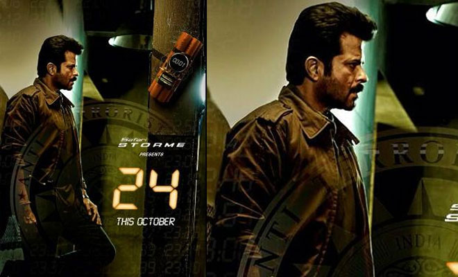 Anil Kapoor strikes gold with 24