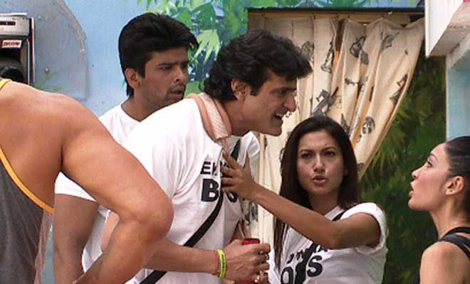 Armaan Kohli arrested from Bigg Boss Saath-7 house