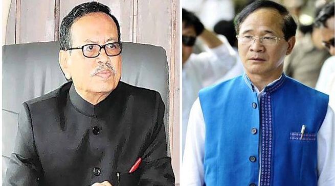 Arunachal rocked by political crisis