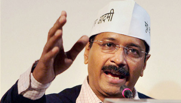 Kejriwal offers to quit as AAP convenor