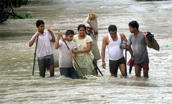 Over 12 lakh hit by Assam floods, new embankments to be built