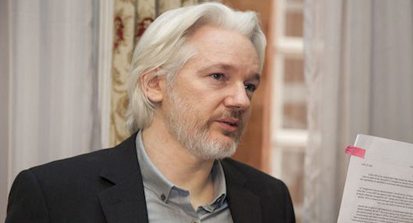 Julian Assange to stay in jail over absconding fears