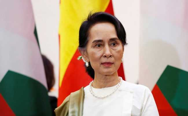 Myanmars Suu Kyi to face genocide allegations in court