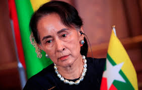 Suu Kyi says no proof of genocidal intent in Rohingya case