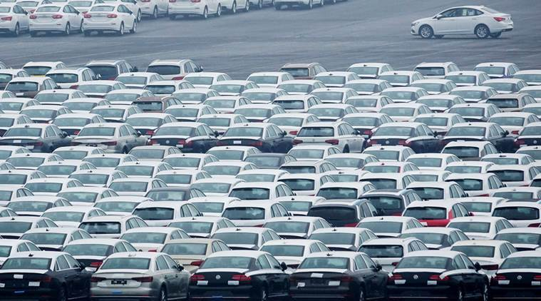 July auto sales plunge 19%, highest in 19 years