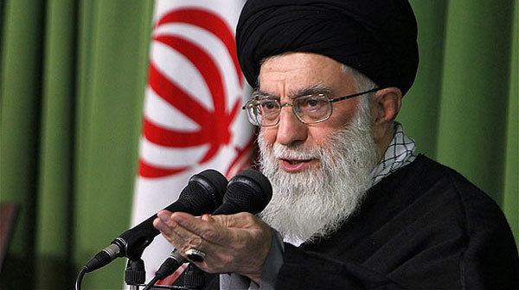 Irans top leader slams Saudi-led raid on Yemen, US support
