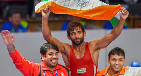 Bajrang, Ravi qualify for Tokyo Olympics by reaching semis at Worlds