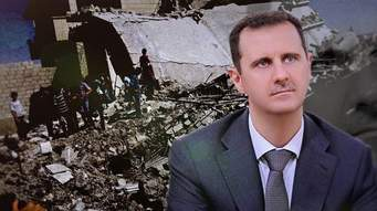 Bashar's use of Chemical Weapons