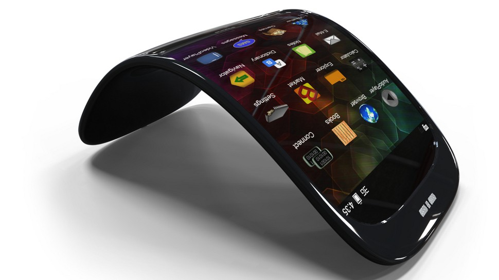 A novel way to make bendable smartphones