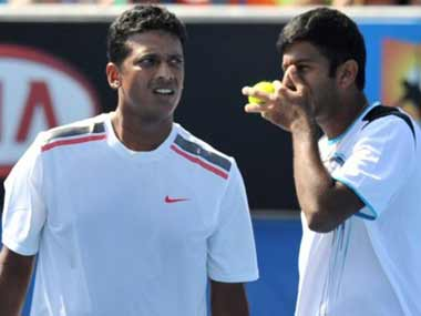 Bhupathi-Bopanna make semis of World Tour Finals