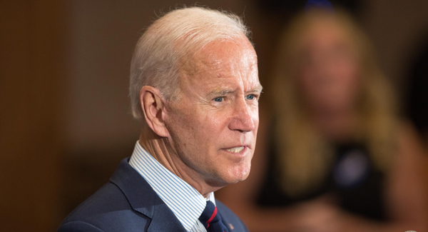 Biden for first time calls for Trumps impeachment