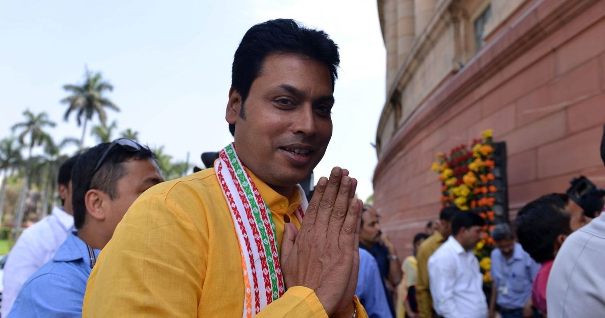 Tripura CM says communists trying to destroy Indian culture