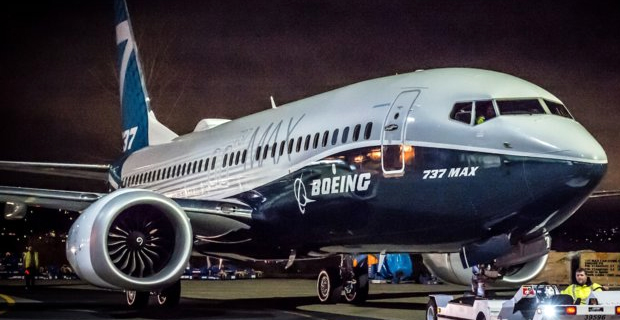 Hong Kong bans Boeing 737 MAX flights