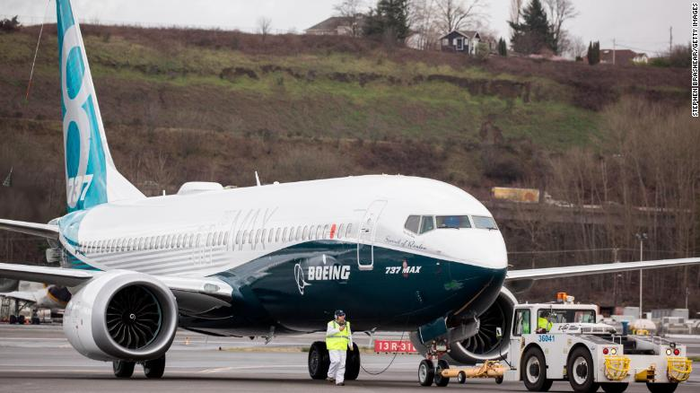 Boeing to pay kin of victims killed in 737 MAX crashes