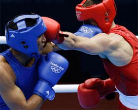 Now, Indian boxing federation suspended