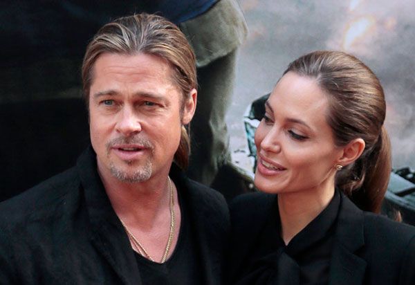 Brad Pitt believes in institution of marriage
