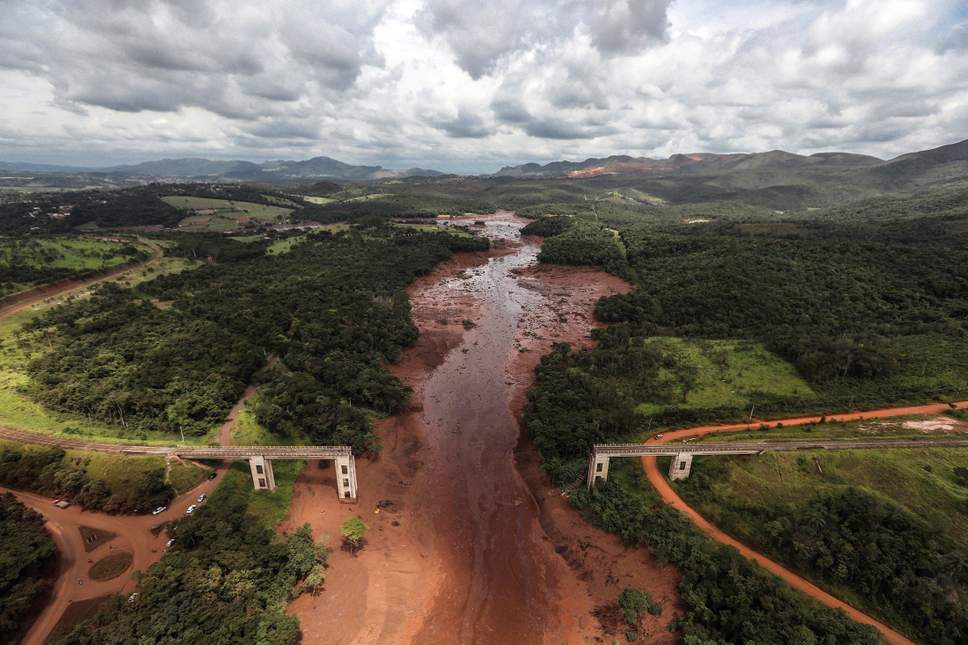 Death toll from mining dam collapse in Brazil rises to 142