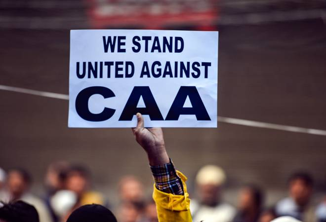 Indian-Americans stage more anti-CAA protests