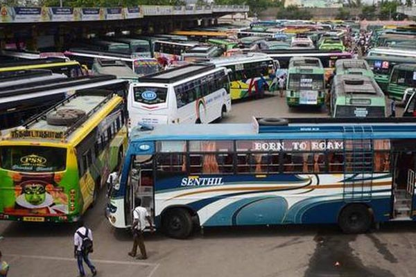 Private bus operators to strike on November 20