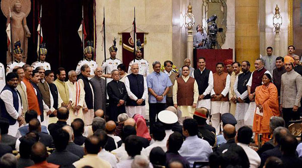 Bulk of new ministers take charge