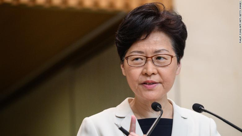 HK leader set to withdraw the controversial immigration bill