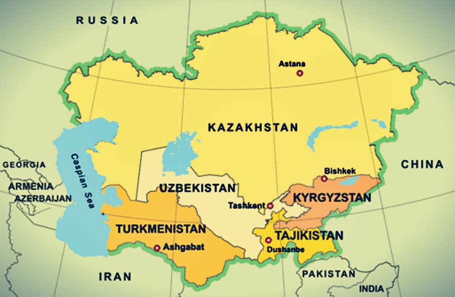 The imperialist tussle in central Asia