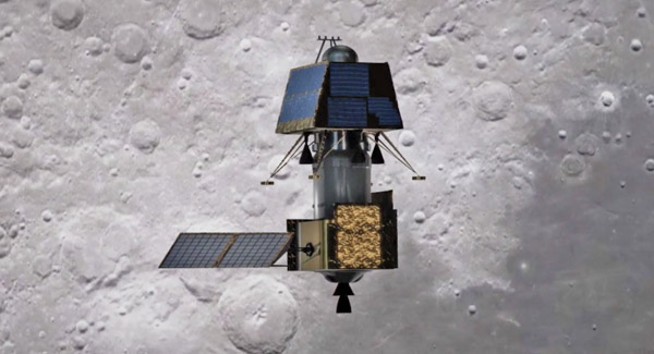 Lander separation will be crucial