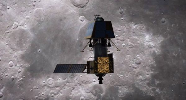 Vikram had hard landing, NASA releases high-resolution images of Chandrayaan 2 landing site