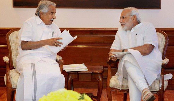 PM assures CM Oommen Chandy on drug prices