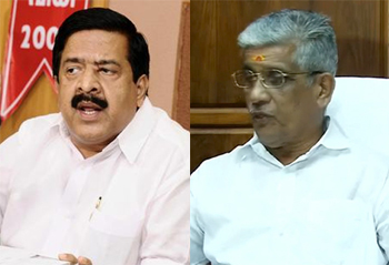 Chennithala backs Sukumaran Nair
