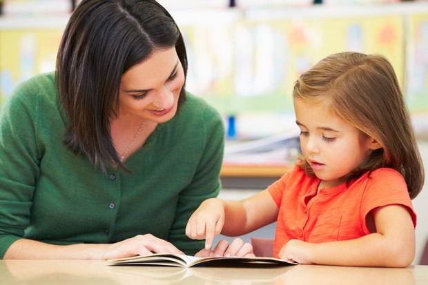 A 'million word gap' for children not read to at home