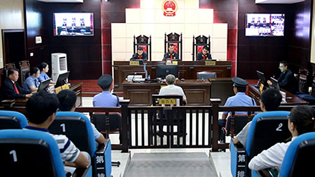 China sentences Canadian to death for drug trafficking
