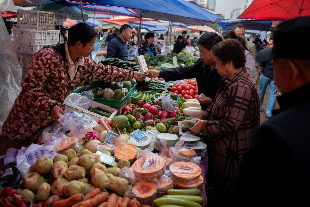 China food prices spike as anti-virus effort disrupts supply