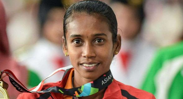 Asian champion P U Chitra crashes out of 1500m in World Cships