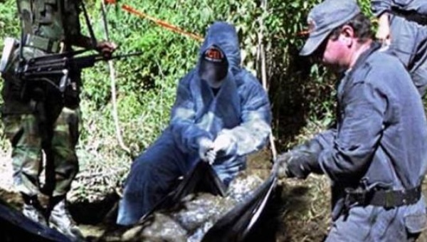 Mass grave with 62 bodies found in Colombia