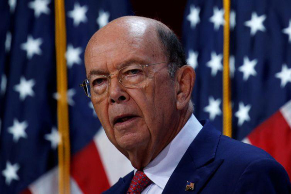 US Commerce Secretary cancels India visit due to inclement weather