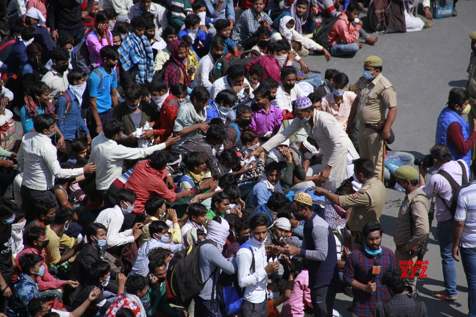 Prohibitory orders issued in Kottayam, day after migrant workers stage stir