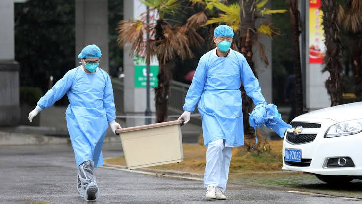 Health personnel arrive in Wuhan as coronavirus toll reaches 106