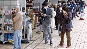 Japans growth drops amid pandemic, worse times likely ahead