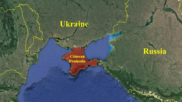 State of emergency declared in Crimea