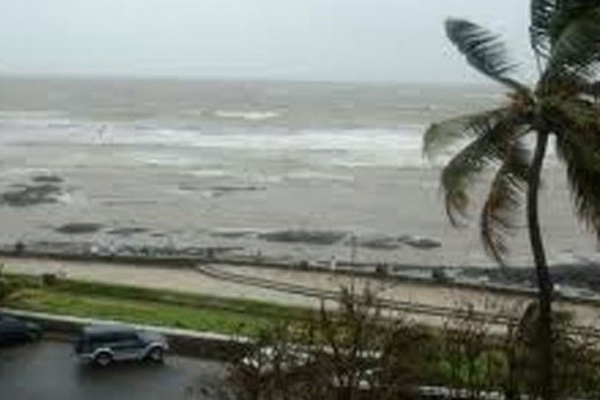 Andhra coast braces for cyclone, high alert sounded