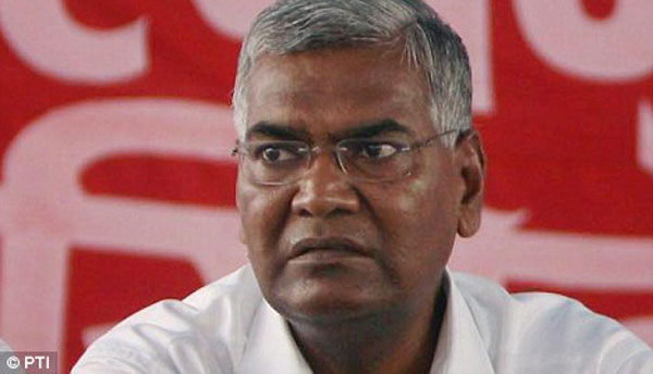 UDF responsible for unprecedented situation in Assembly, says D Raja