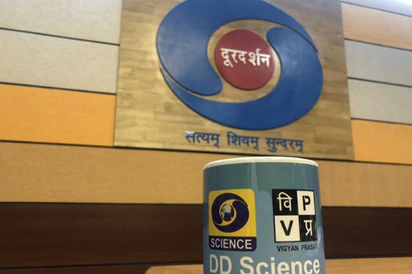 DD Science, India Science channels launched