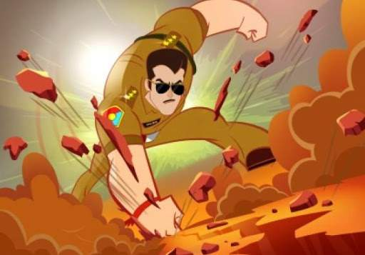 Animation series on Salman Khans Dabangg in the works