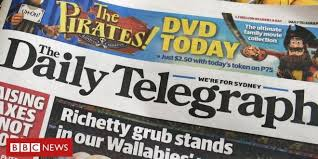 Printing Error: Australian paper prints rivals pages in mix-up
